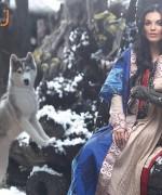Zunuj Winter Dresses 2014 By LSM Fabrics 7