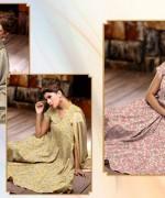 Al-Hamra Textile Linen Dresses 2014 Volume 1 For Women 0015