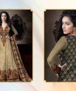 Al-Hamra Textile Linen Dresses 2014 Volume 1 For Women 002