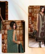 Al-Hamra Textile Linen Dresses 2014 Volume 1 For Women 008