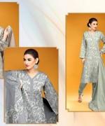 Al-Hamra Textile Linen Dresses 2014 Volume 1 For Women