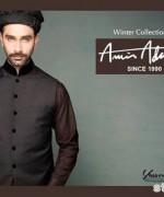 Amir Adnan Winter Collection 2014 For Men 1