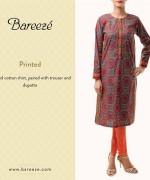 Bareeze Winter Dresses 2014 For Women 001