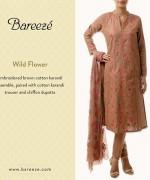 Bareeze Winter Dresses 2014 For Women 0011