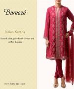Bareeze Winter Dresses 2014 For Women 0012