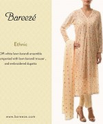 Bareeze Winter Dresses 2014 For Women 002