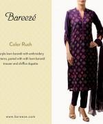 Bareeze Winter Dresses 2014 For Women 003