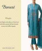 Bareeze Winter Dresses 2014 For Women 004