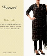 Bareeze Winter Dresses 2014 For Women 005