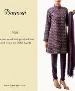 Bareeze Winter Dresses 2014 For Women 006