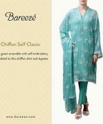 Bareeze Winter Dresses 2014 For Women 007