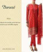 Bareeze Winter Dresses 2014 For Women 009
