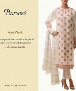 Bareeze Winter Dresses 2014 For Women