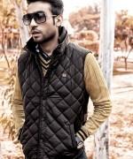 Charcoal Winter Dresses 2014-15 For Men 8
