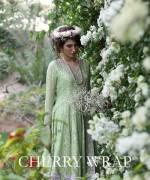 Cherry Wrap Wedding Dresses 2014 For Women 005
