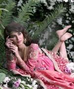 Cherry Wrap Wedding Dresses 2014 For Women 007