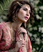 Cherry Wrap Wedding Dresses 2014 For Women 008