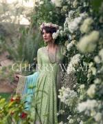 Cherry Wrap Wedding Dresses 2014 For Women 009