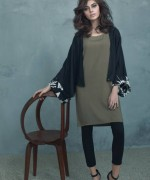 Daaman Casual Wear Dresses 2014-15 For Girls 6