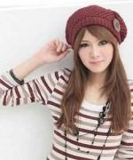 Designs Of Winter Caps 2014-2015 For Women 001