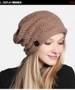 Designs Of Winter Caps 2014-2015 For Women 0012