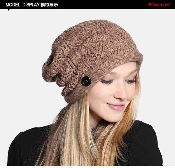 designs of winter caps 20142015 for women stylepk