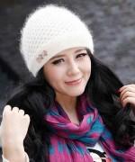 Designs Of Winter Caps 2014-2015 For Women 0014