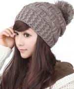 Designs Of Winter Caps 2014-2015 For Women 0015