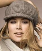 Designs Of Winter Caps 2014-2015 For Women 004