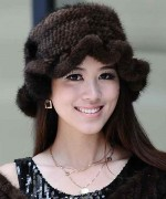 Designs Of Winter Caps 2014-2015 For Women 005
