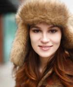 Designs Of Winter Caps 2014-2015 For Women 006