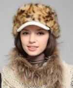 Designs Of Winter Caps 2014-2015 For Women 007