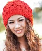 Designs Of Winter Caps 2014-2015 For Women 009