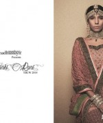 Fahad Hussayn Wedding Dresses 2014 For Boys and Girls 1