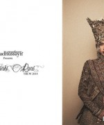 Fahad Hussayn Wedding Dresses 2014 For Boys and Girls 5