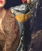 Firdous Cloth Mills Winter Dresses 2014 For Women 0011