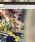 Firdous Cloth Mills Winter Dresses 2014 For Women 0013