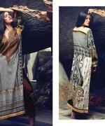 Firdous Cloth Mills Winter Dresses 2014 For Women 003