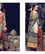 Firdous Cloth Mills Winter Dresses 2014 For Women 005