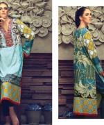 Firdous Cloth Mills Winter Dresses 2014 For Women 009