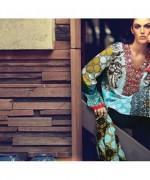 Firdous Cloth Mills Winter Dresses 2014 For Women