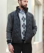 Firdous Fashion Winter Collection 2014 For Men 001
