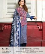 Gul Ahmed Khaddar Dresses 2014-15 For Women 7