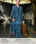 Gul Ahmed Khaddar Dresses 2014-15 For Women 8