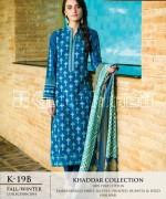 Gul Ahmed Khaddar Dresses 2014-15 For Women 9