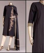 Junaid Jamshed Pret Wear Dresses 2014 For Women 003