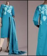 Junaid Jamshed Pret Wear Dresses 2014 For Women 006