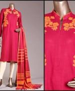 Junaid Jamshed Pret Wear Dresses 2014 For Women 007