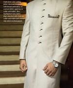 Junaid Jamshed Sherwani Collection 2014 For Men 001