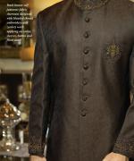 Junaid Jamshed Sherwani Collection 2014 For Men 004